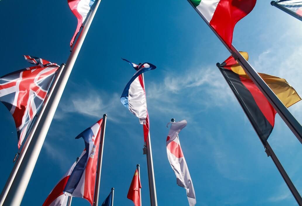 Vlaggen overzicht
